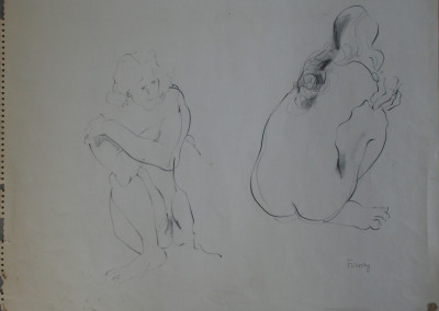 Forney, Darrell – Untitled Nudes