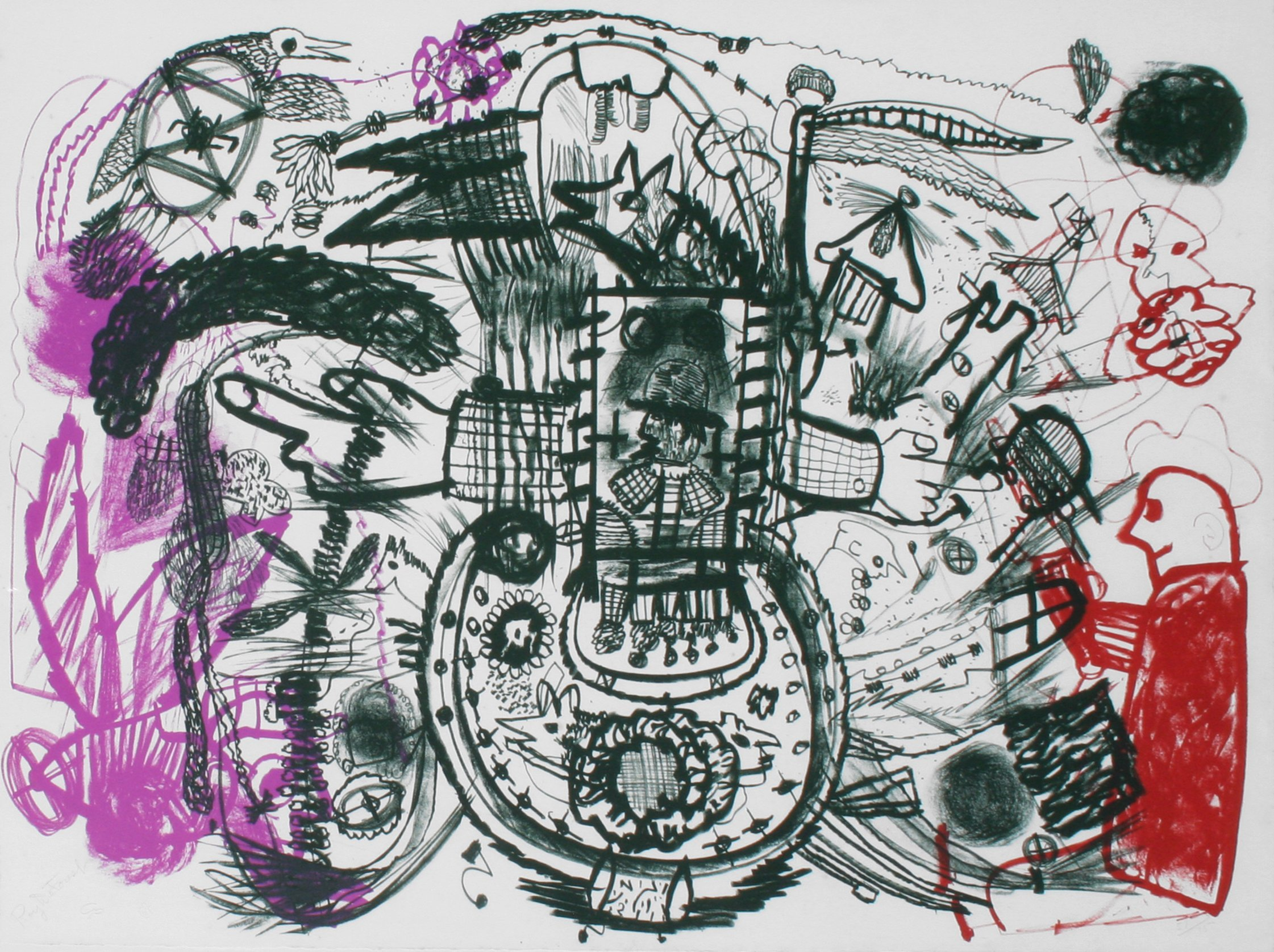 DeForest, Roy – Untitled 57/75