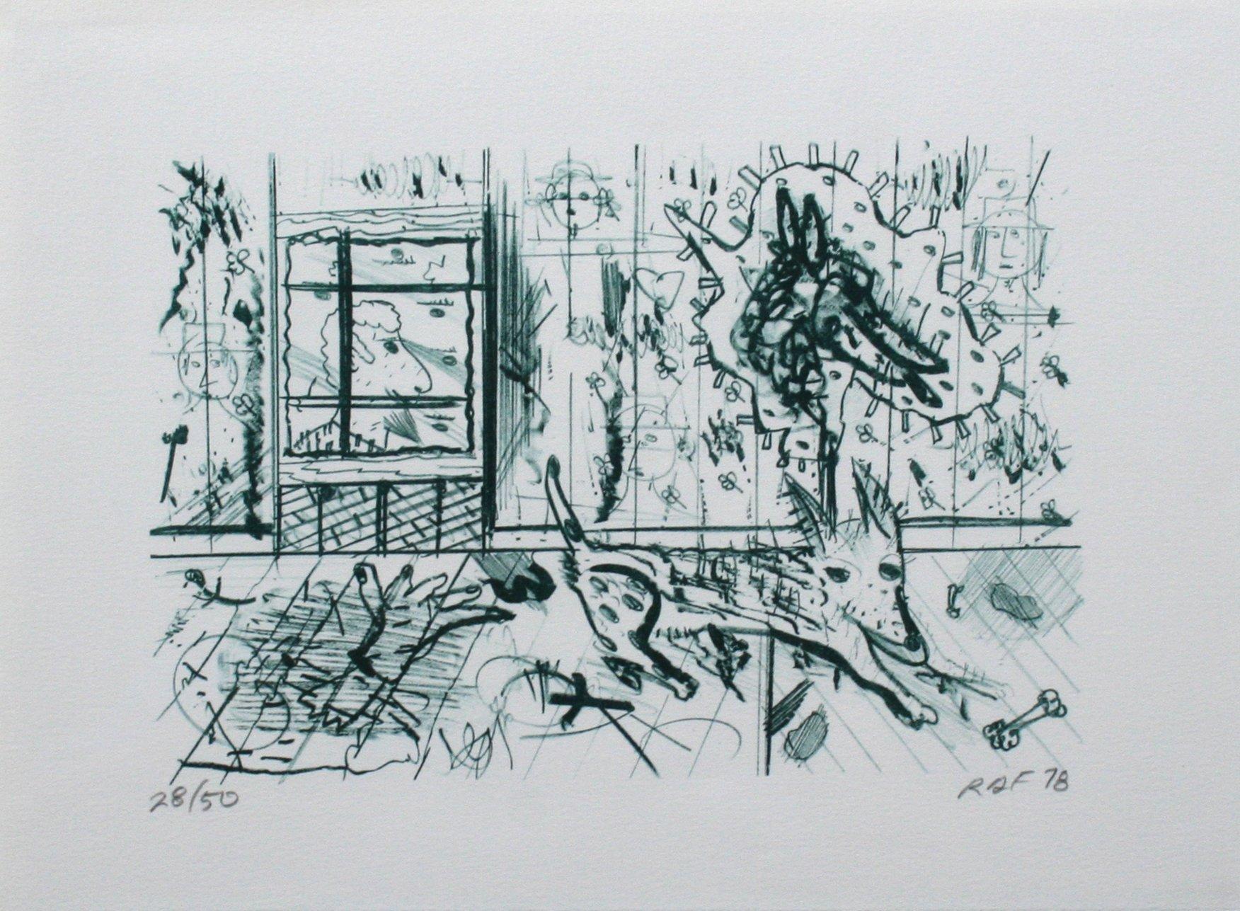 DeForest, Roy – Untitled 28/50