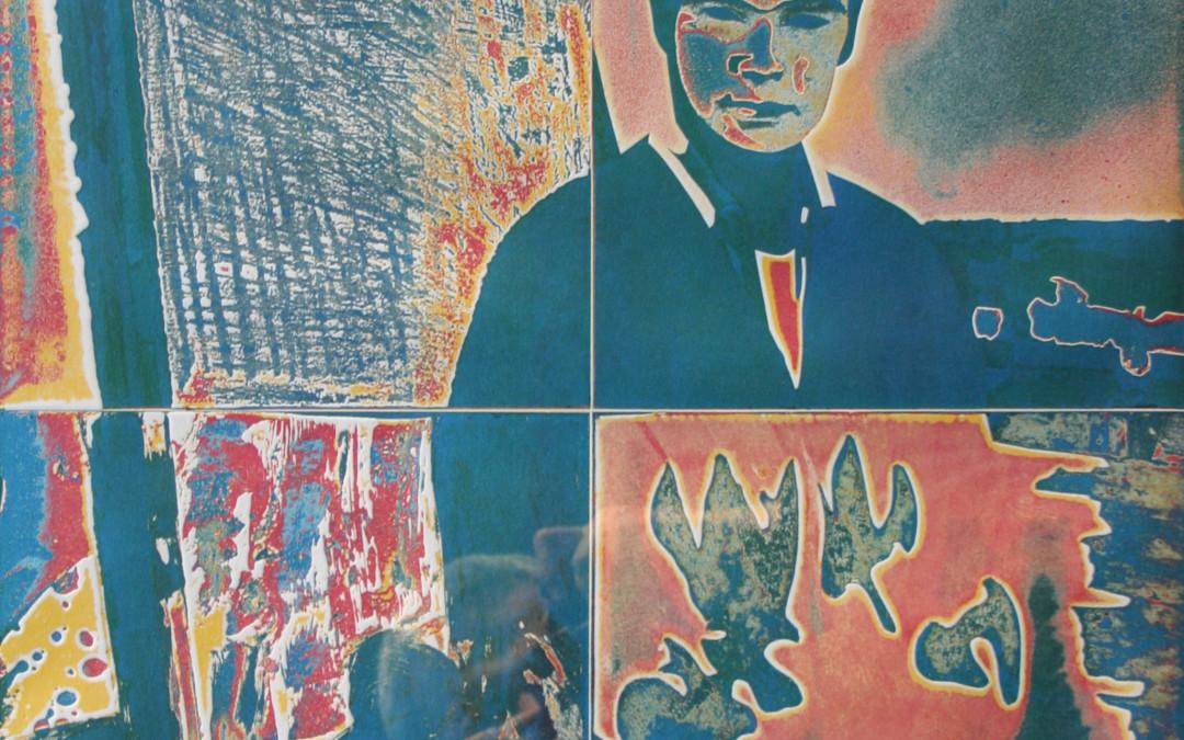 Roland Petersen Self Portrait After AA