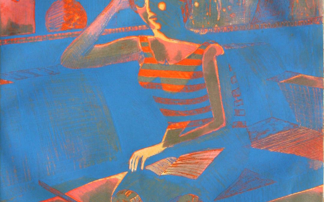 Roland Petersen Interior Figure