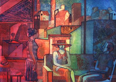 Roland Petersen The Visit