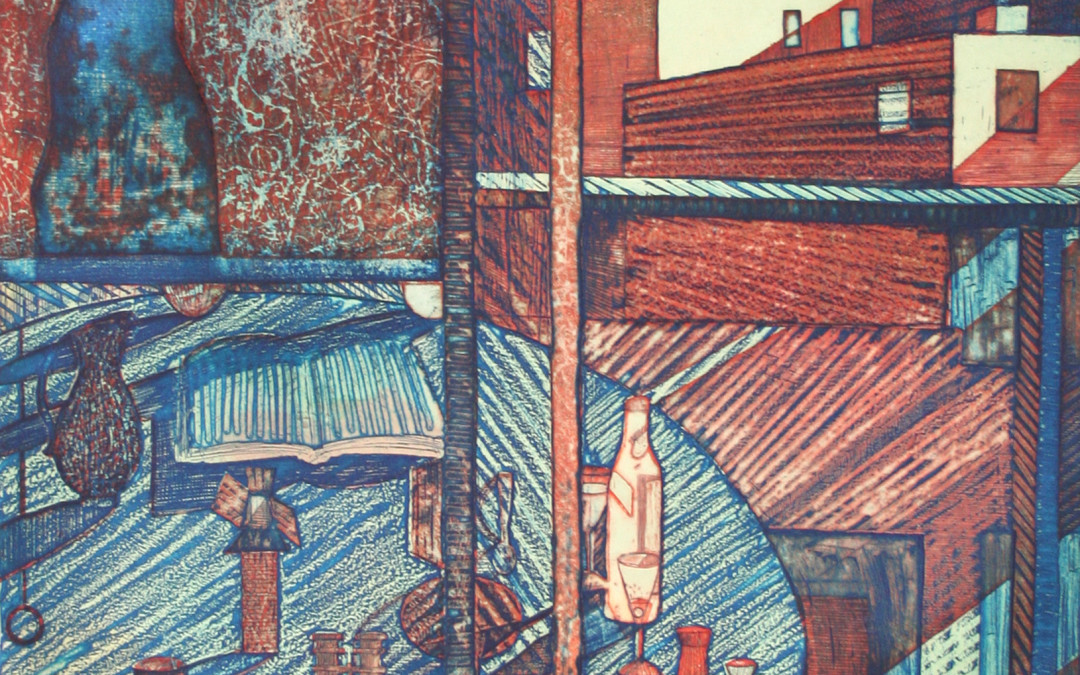 Petersen, Roland – Union Street Still Life