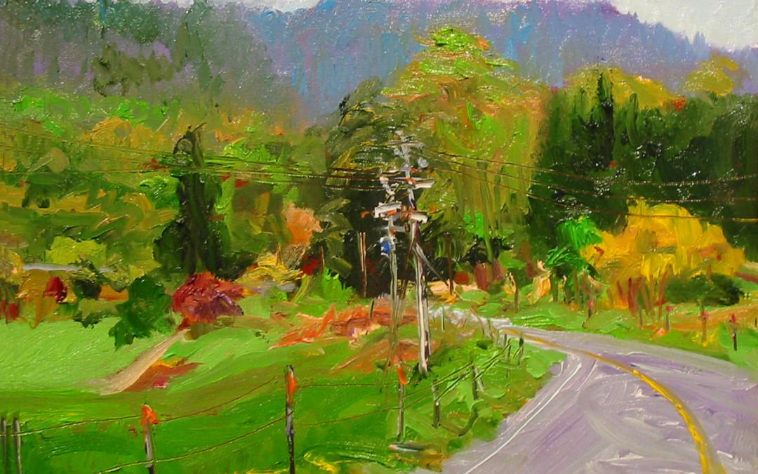 Gilbert Amavisca Knights Valley, Highway 128