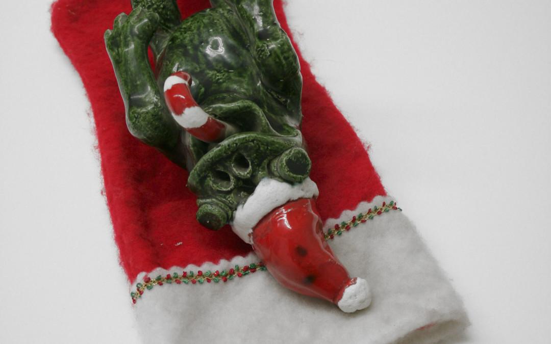Gilhooly, David – Christmas Frog