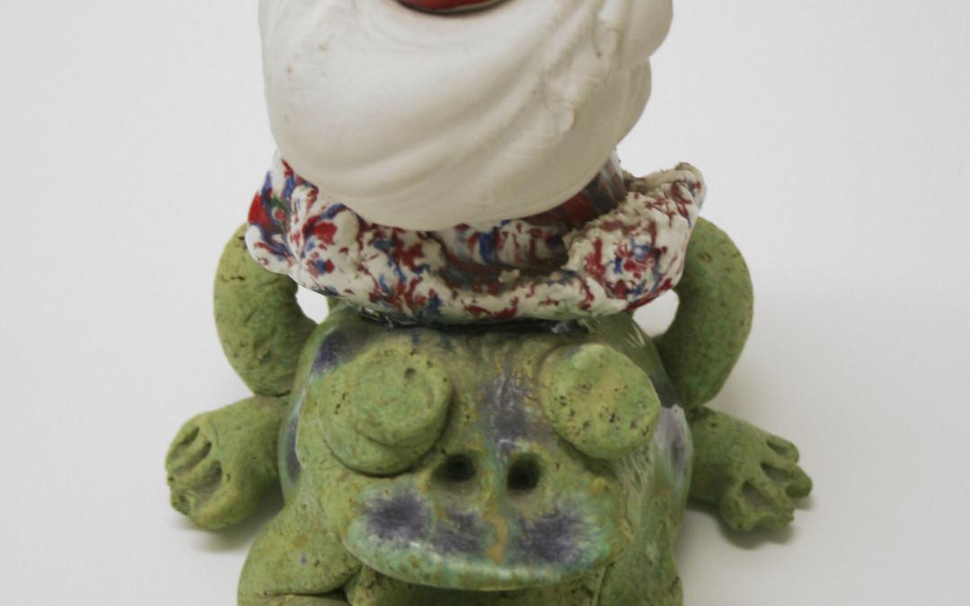 Gilhooly, David – Frog A La Mode