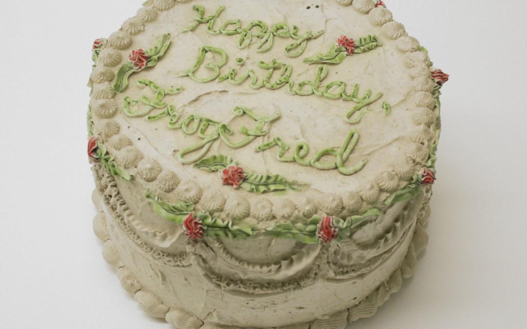 Gilhooly, David – Happy Birthday Frog Fred