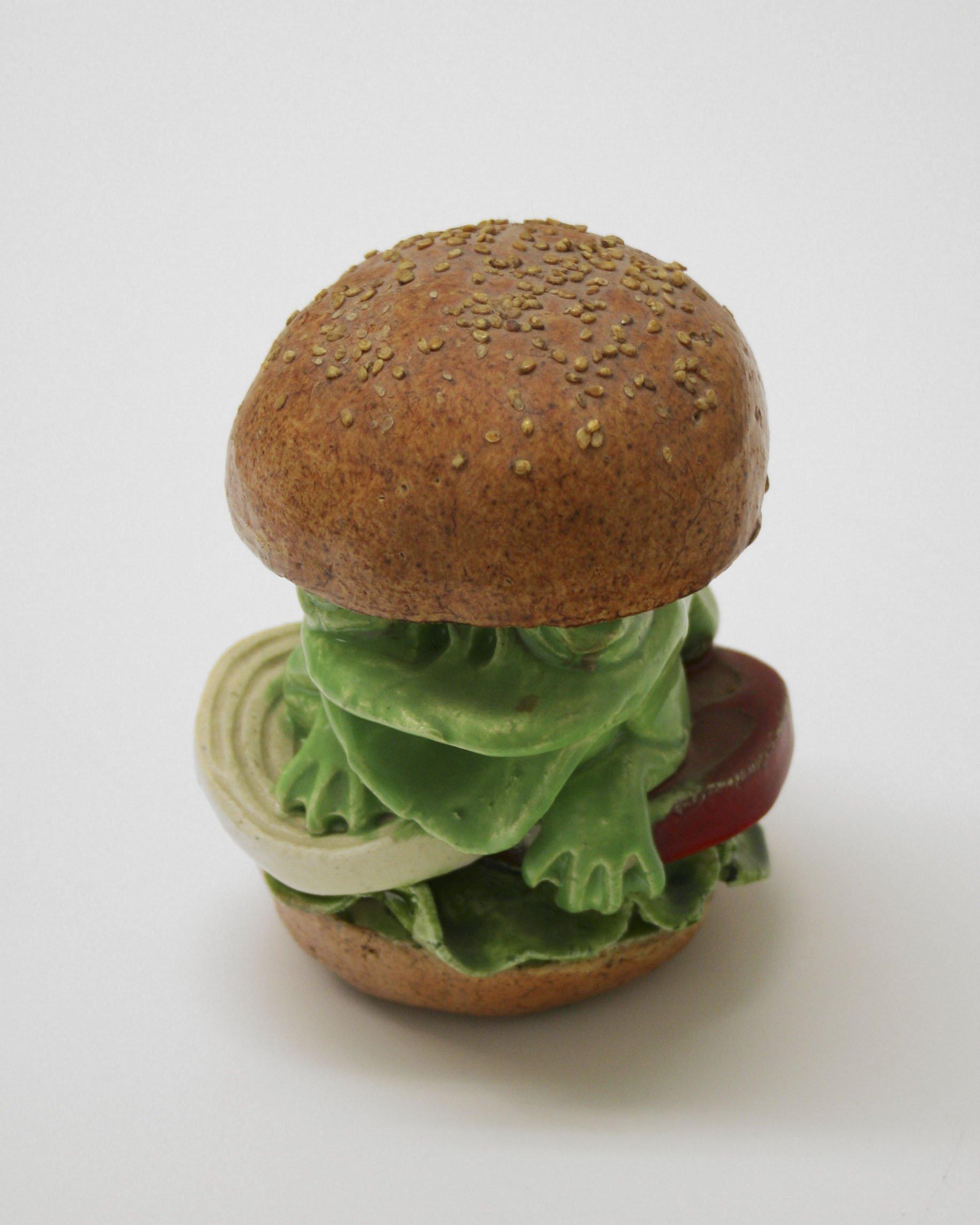 Gilhooly, David – Frog Burger