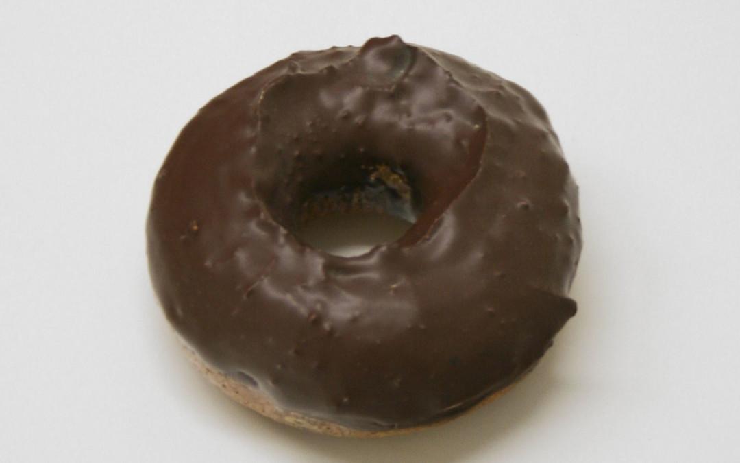 Gilhooly, David – Chocolate Donut