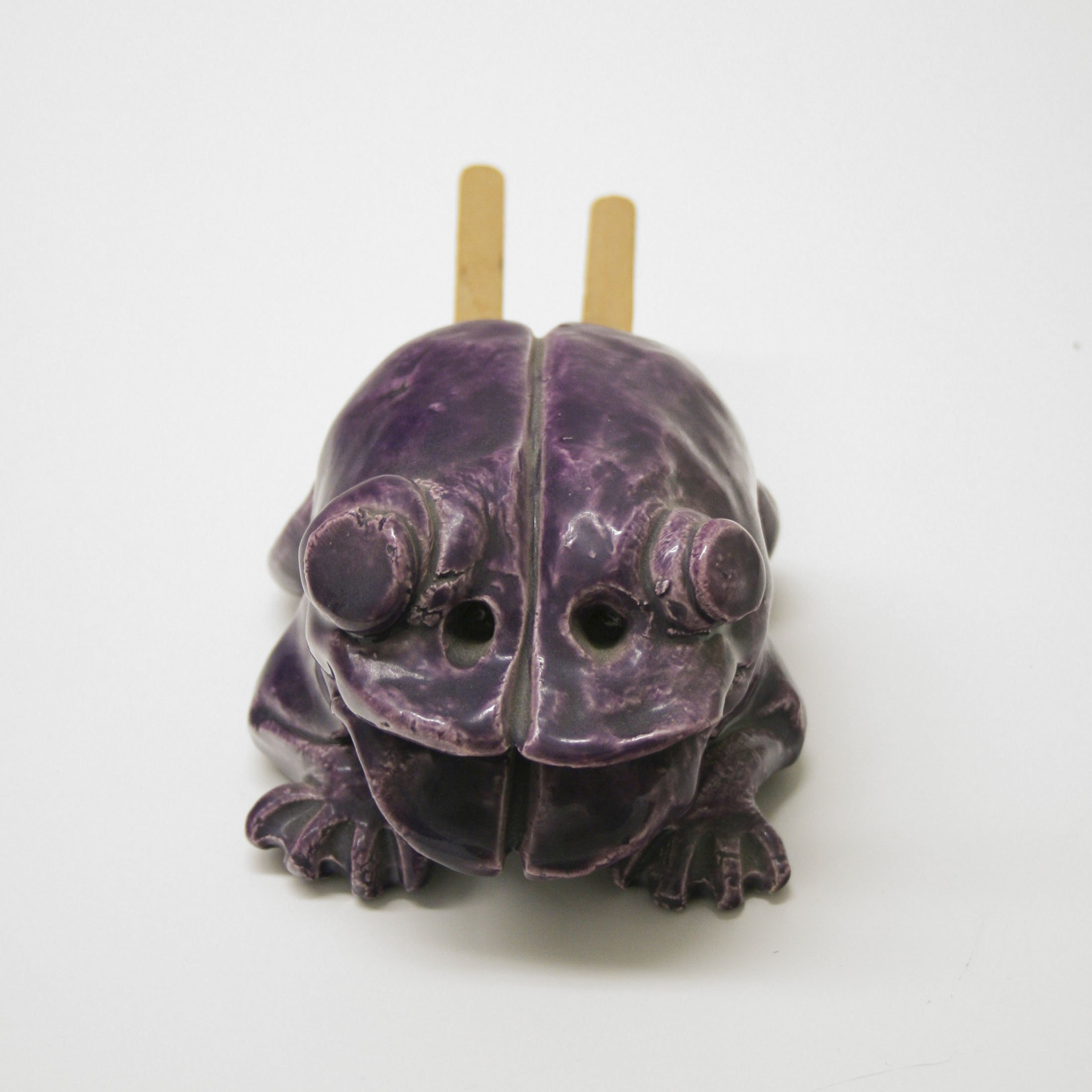 Gilhooly, David – Grape Frogsicle