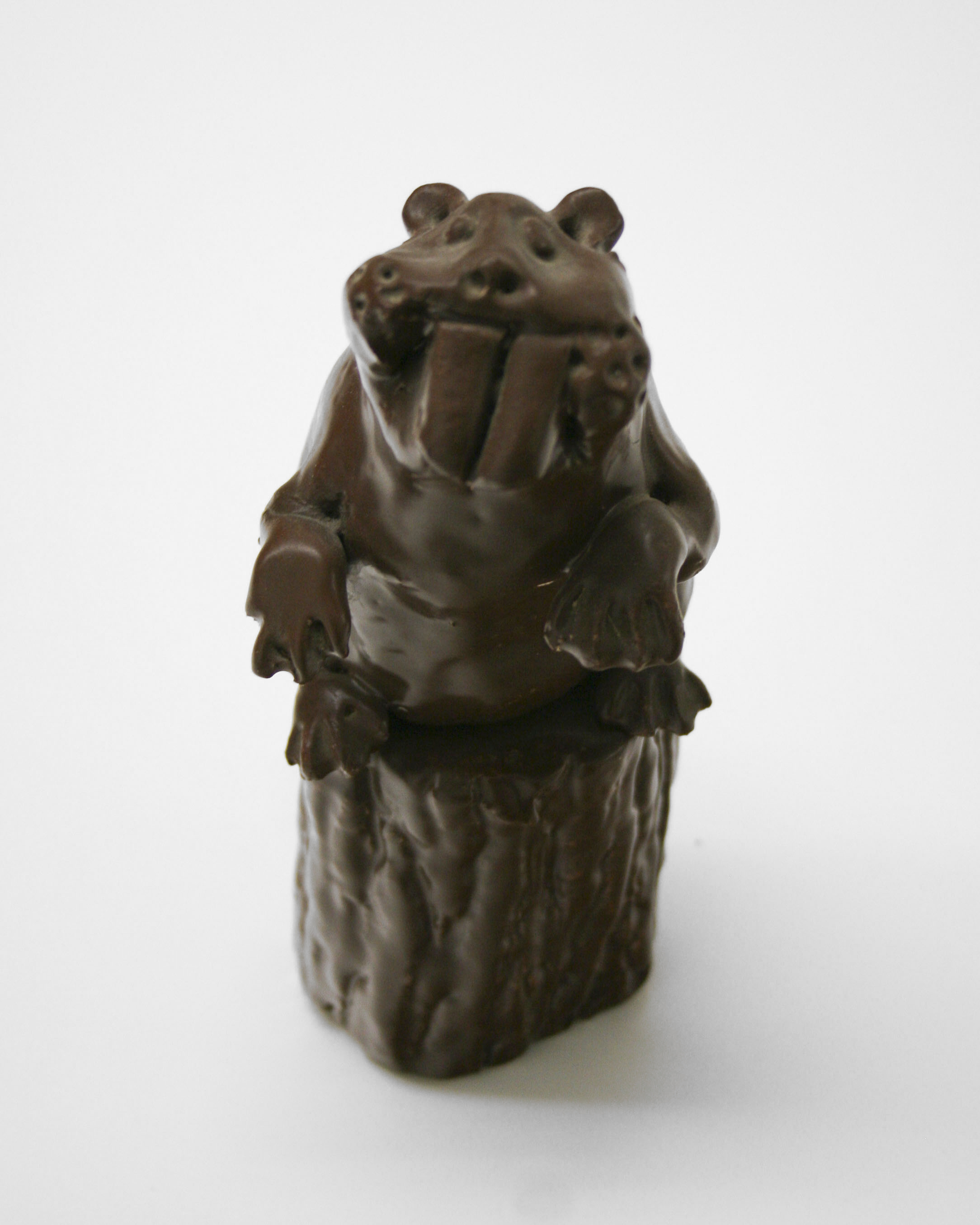 Gilhooly, David – Chocolate Beaver