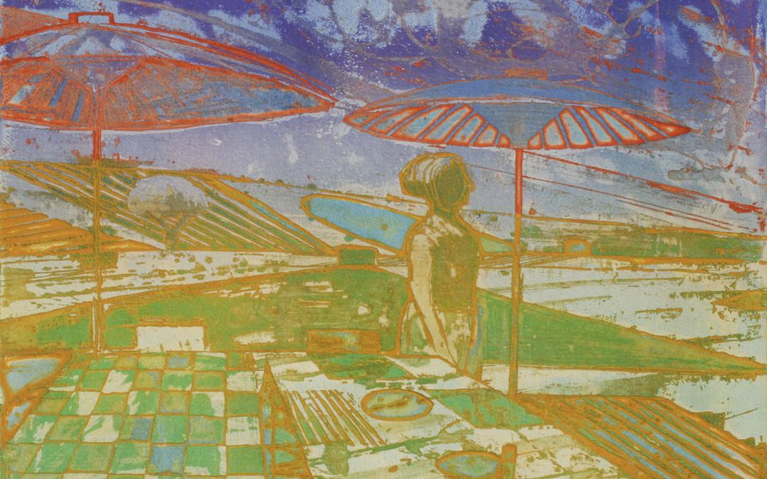 Roland Petersen Summer's Figure