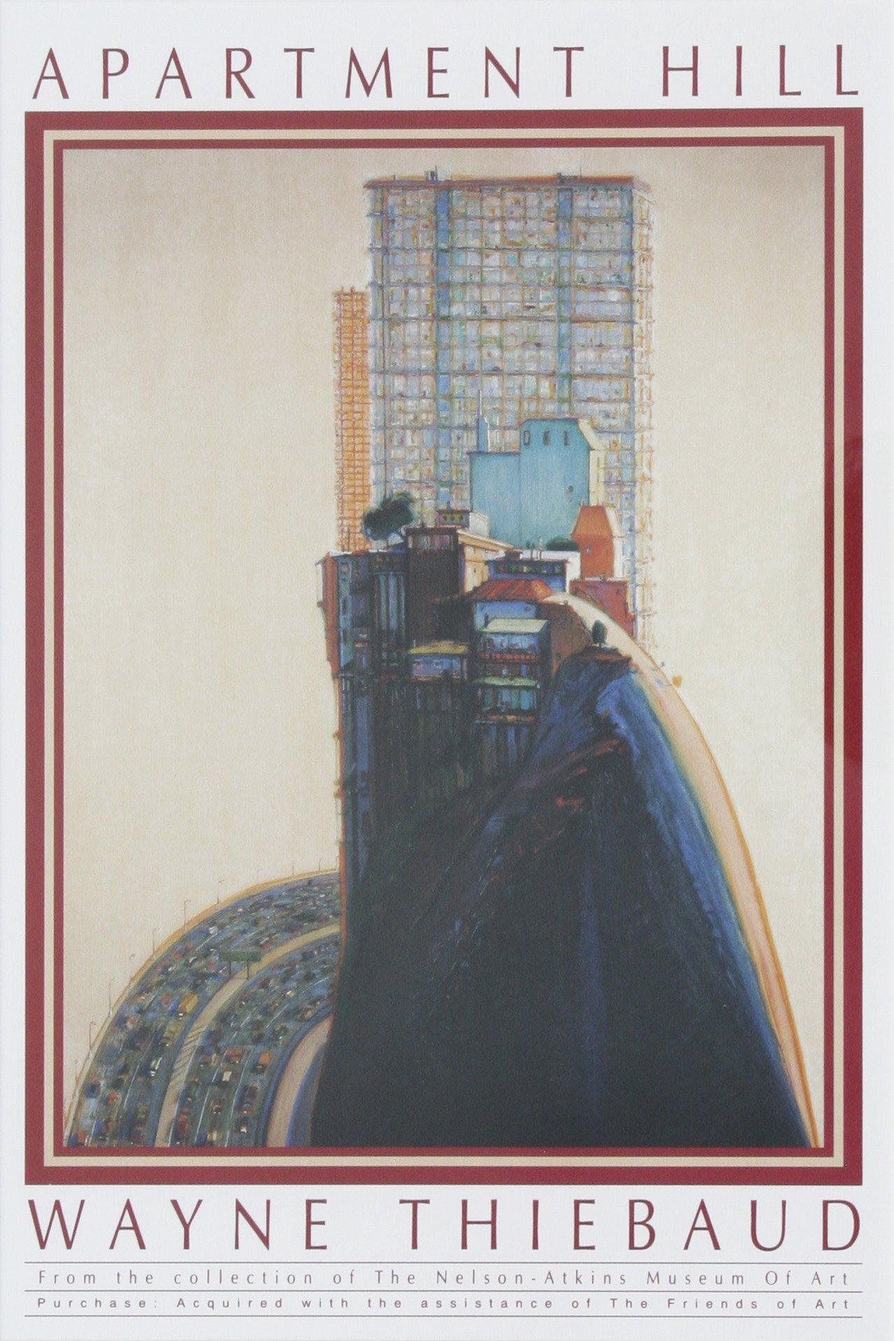 Wayne Thiebaud Apartment Hill