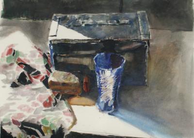 Silva, Jerald – Still Life With Ordnance Box
