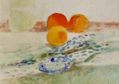 Silva, Jerald – Untitled Oranges