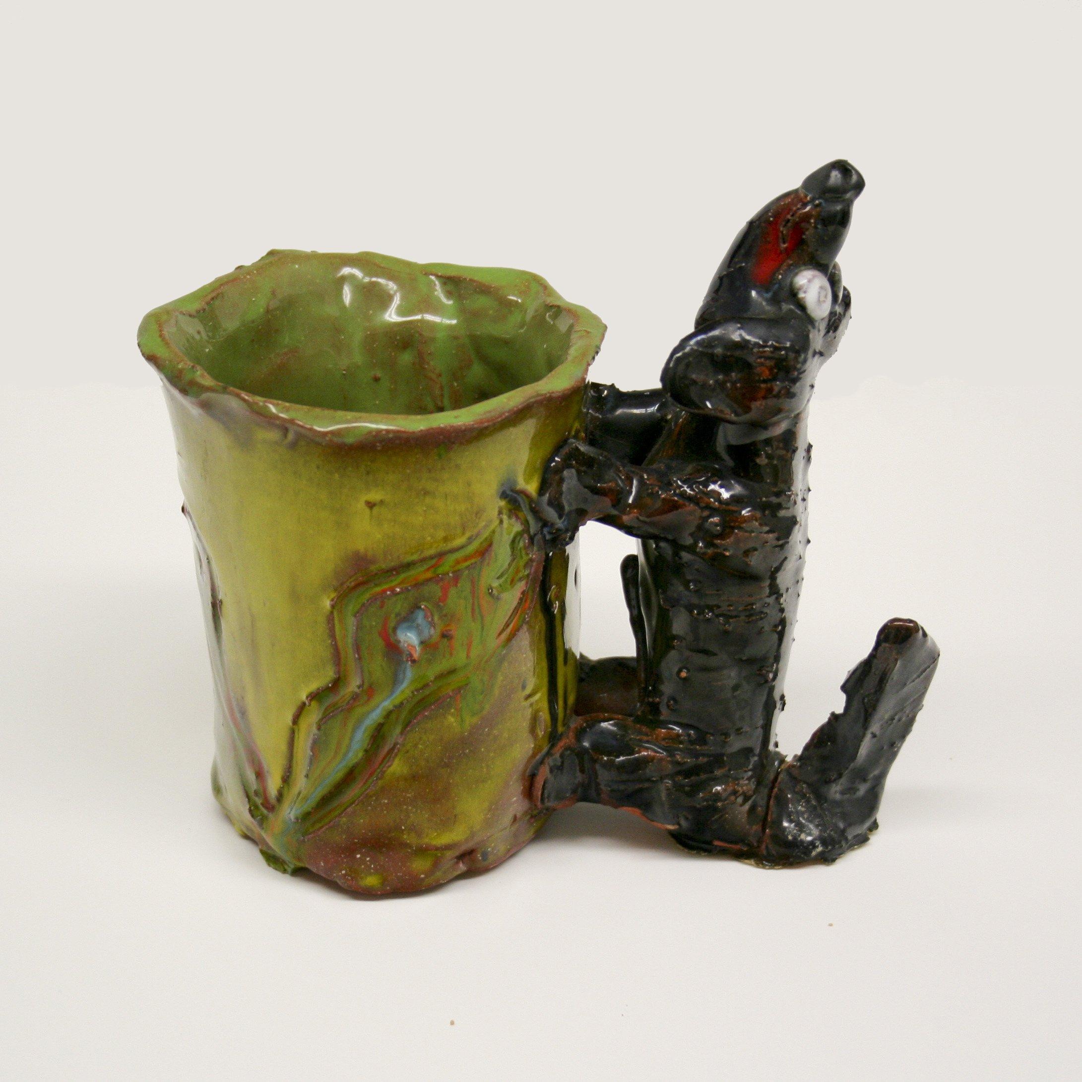 Peeples, Maija – Man, Rabbit & Ram Mug