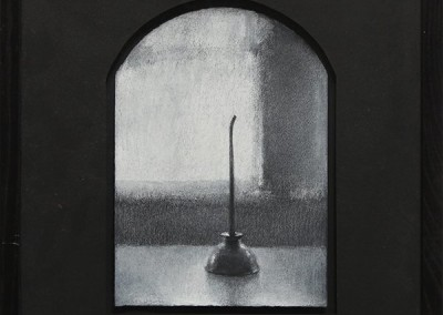 Dalkey, Fred – Oil Can With Arch, 2002