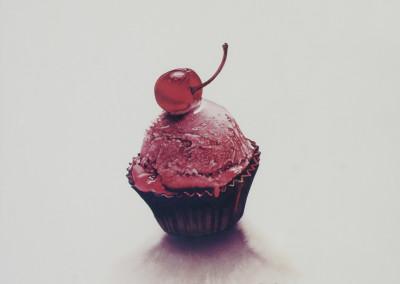 Pruner, Gary – Untitled Cupcake