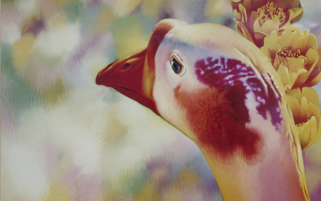 Pruner, Gary – Untitled Goose, 1987