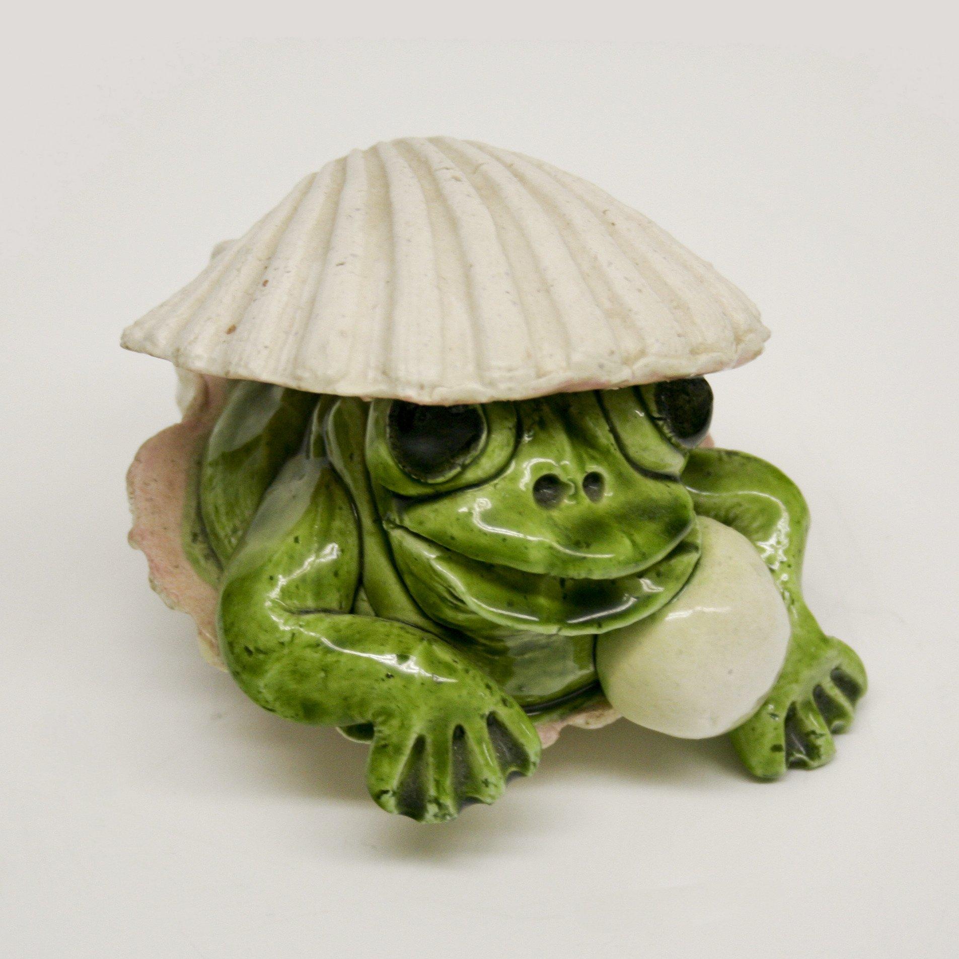 Gilhooly, David – Frog & Pearl, 1982