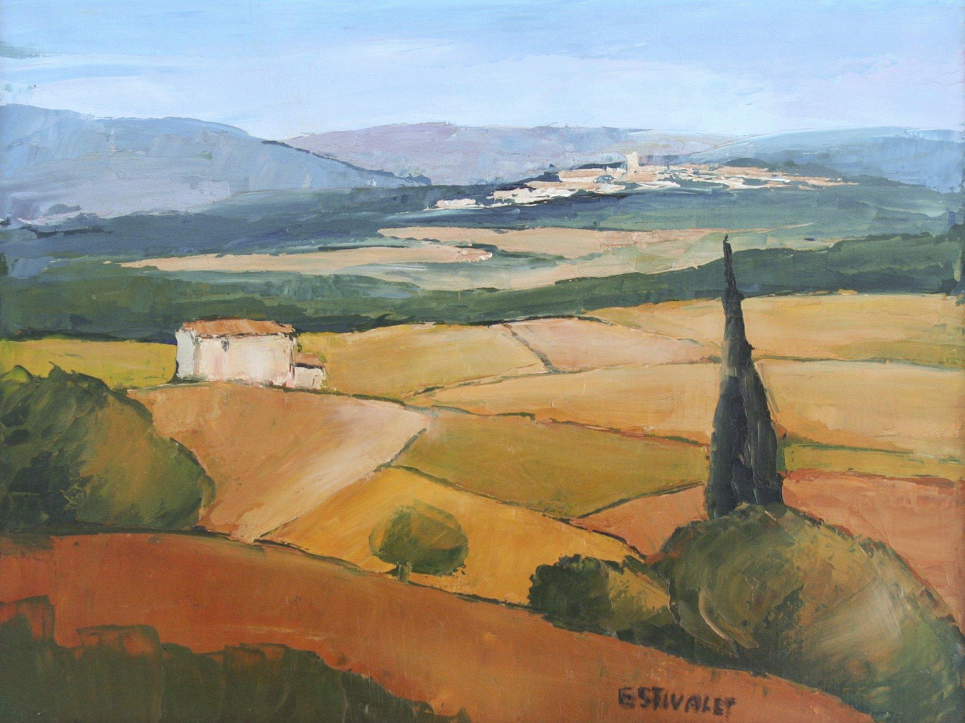 Estivalet, Elisabeth – Grand Cypress Et Le Village