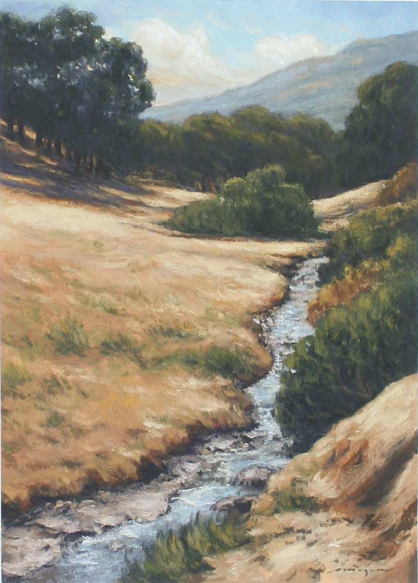Pettegrew, Peter – Untitled Creek