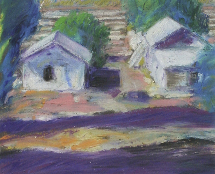 Montanino, Anthony – Farm Near Clarksburg II