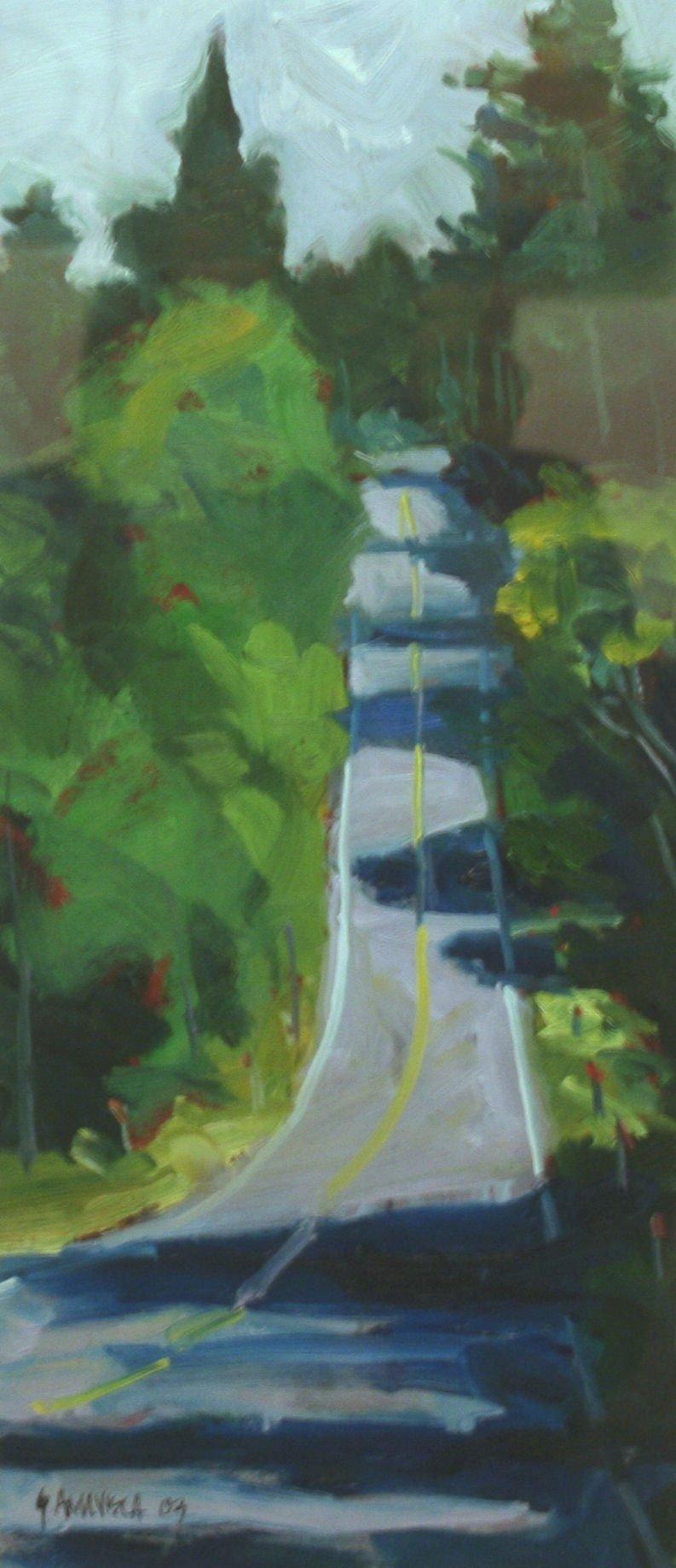 Gilbert Amavisca Highway 1, Mendocino