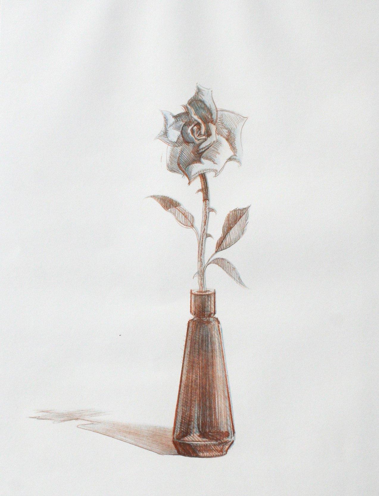 Wayne Thiebaud, Rose