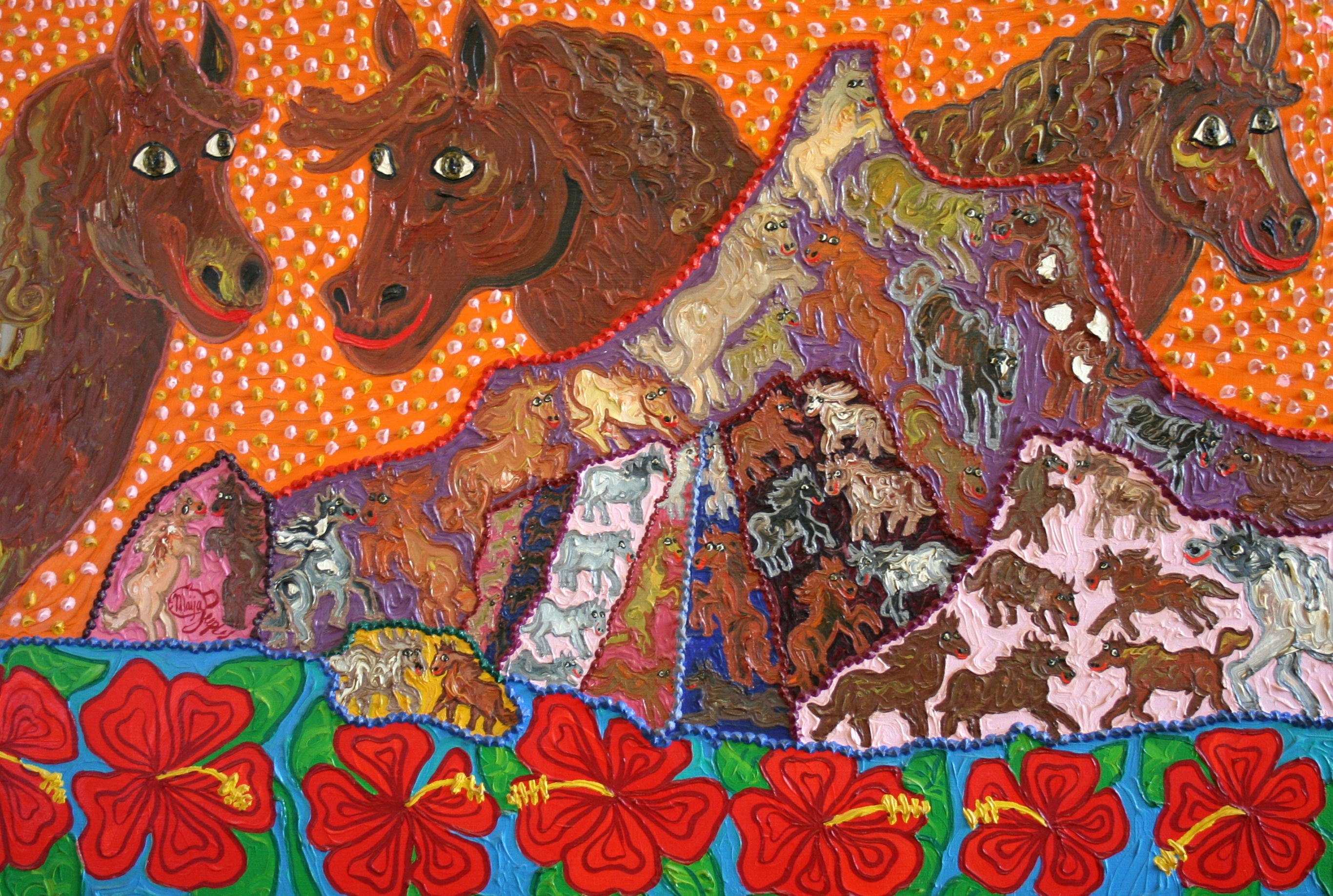Maija Peeples Horses