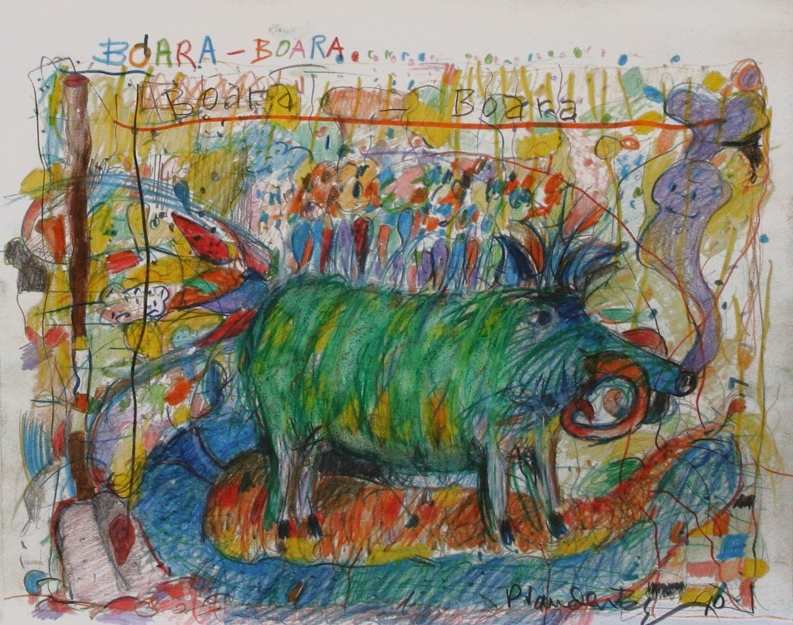 Peter VandenBerge Boara – Boara