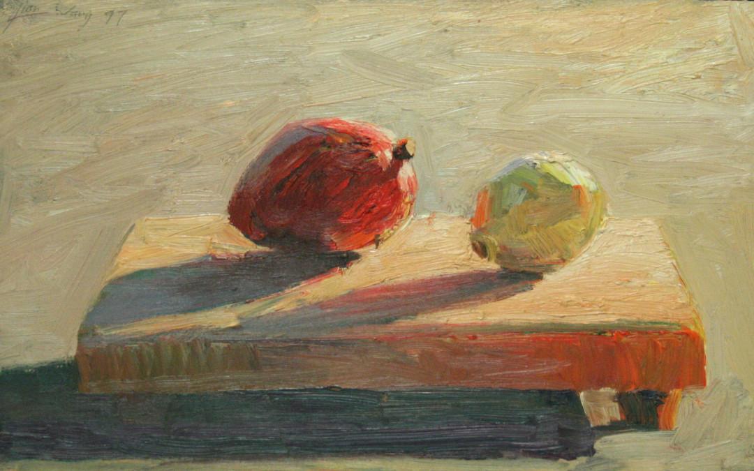 Jian Wang Untitled Still Life 1997