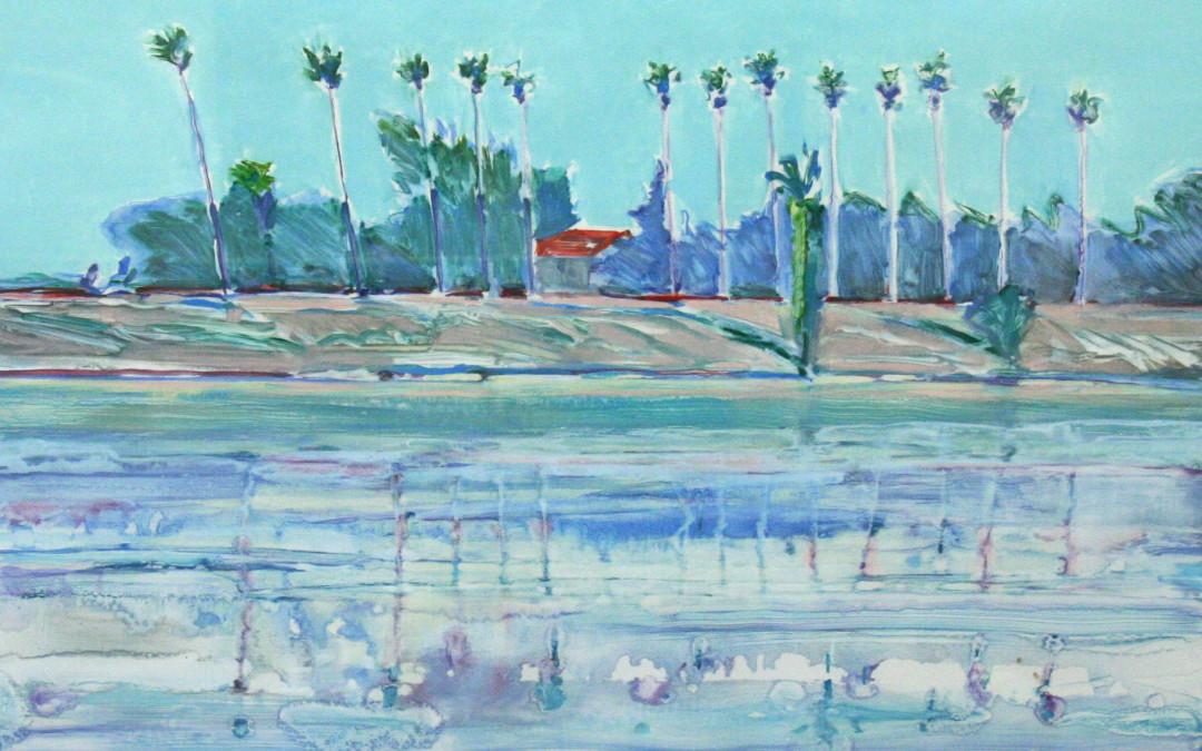 Larry Welden River Island Palms