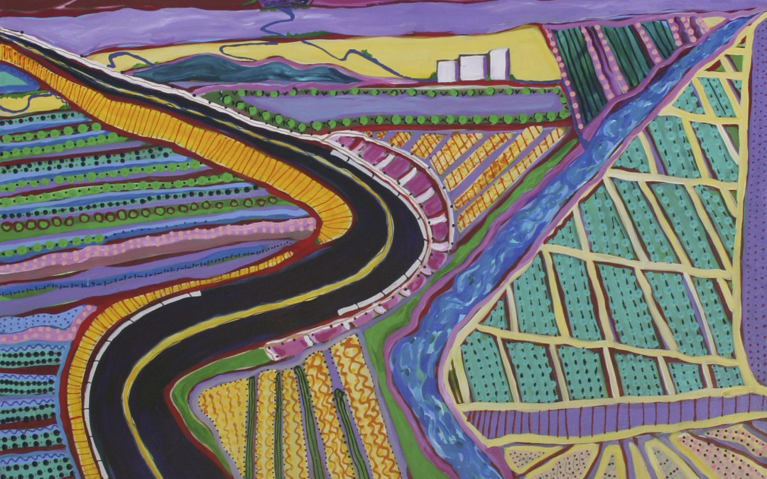 Margie Miller View Of The Valley, 2007