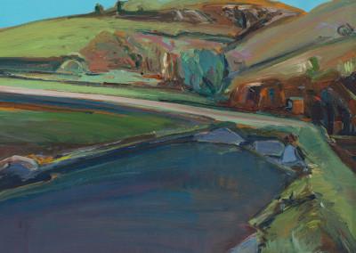 Matt Bult, Foothills Pond, 2006
