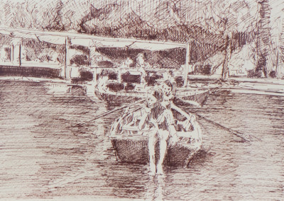 Matt Bult, Land Park Boating