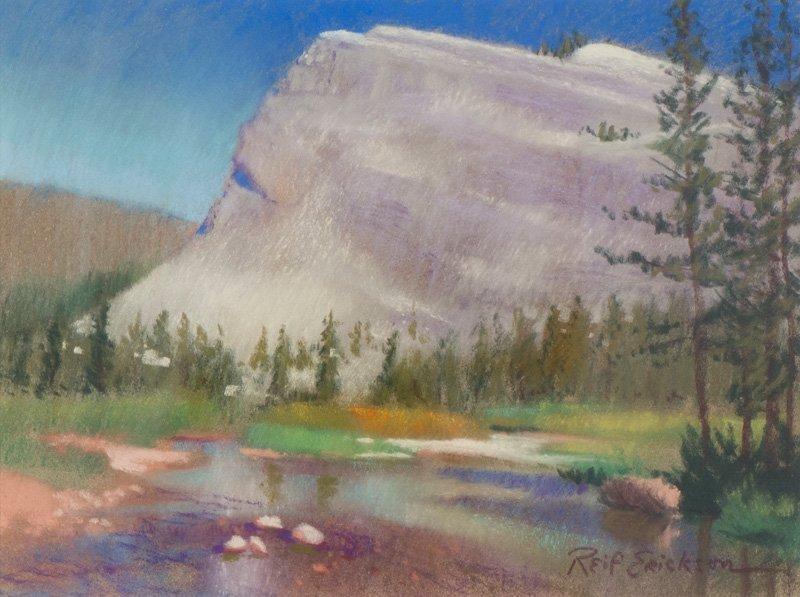 Reif Erickson, Yosemite Landmark, 2007