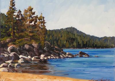 Susan Hoehn, Summer At The Lake