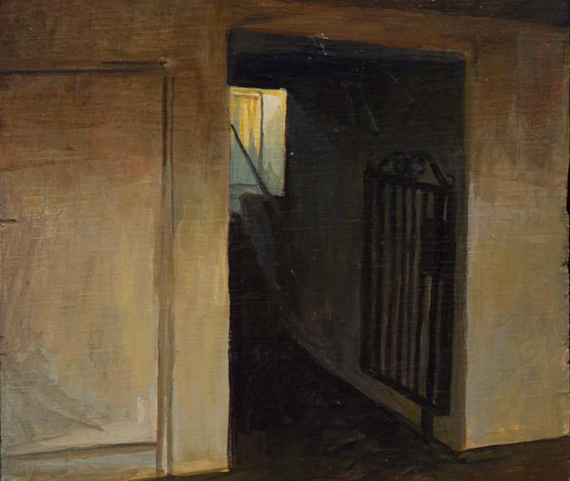 Wayne Jiang Courtyard Entrance, 2005