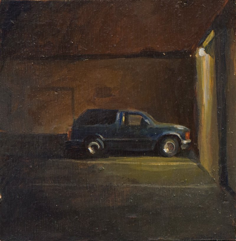 Wayne Jiang, Parking Lot, 2004