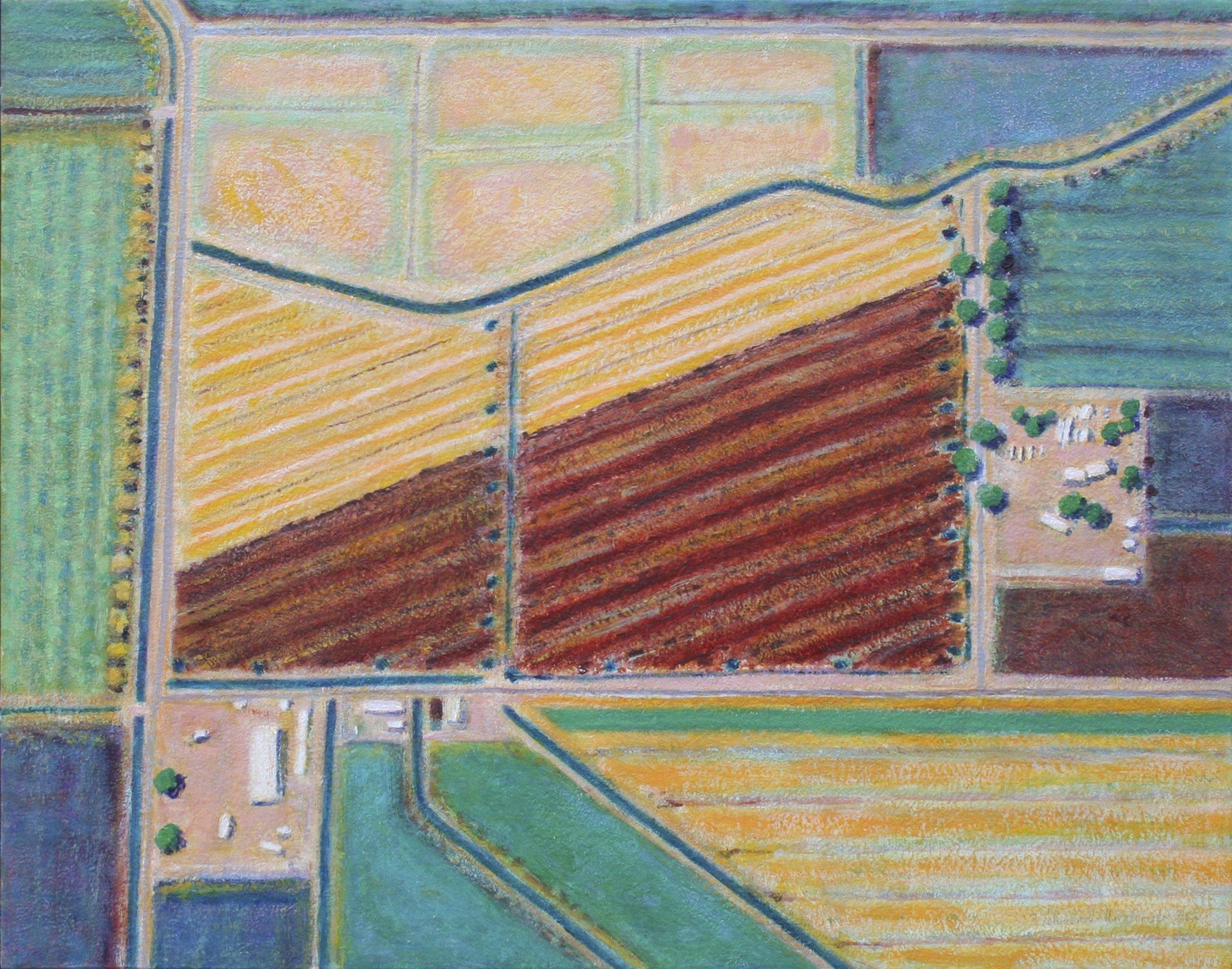 Imi Lehmbrock-Hirschinger Color Fields #17