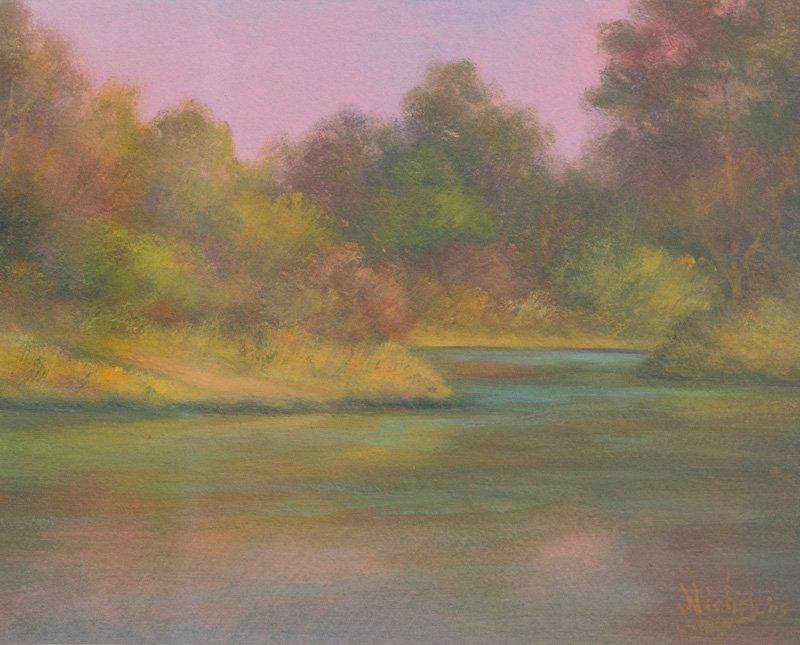 Jeff Nichols, River Inlet, 2005