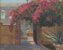 Kathy O'Leary, The Secret Garden – San Juan Capistrano