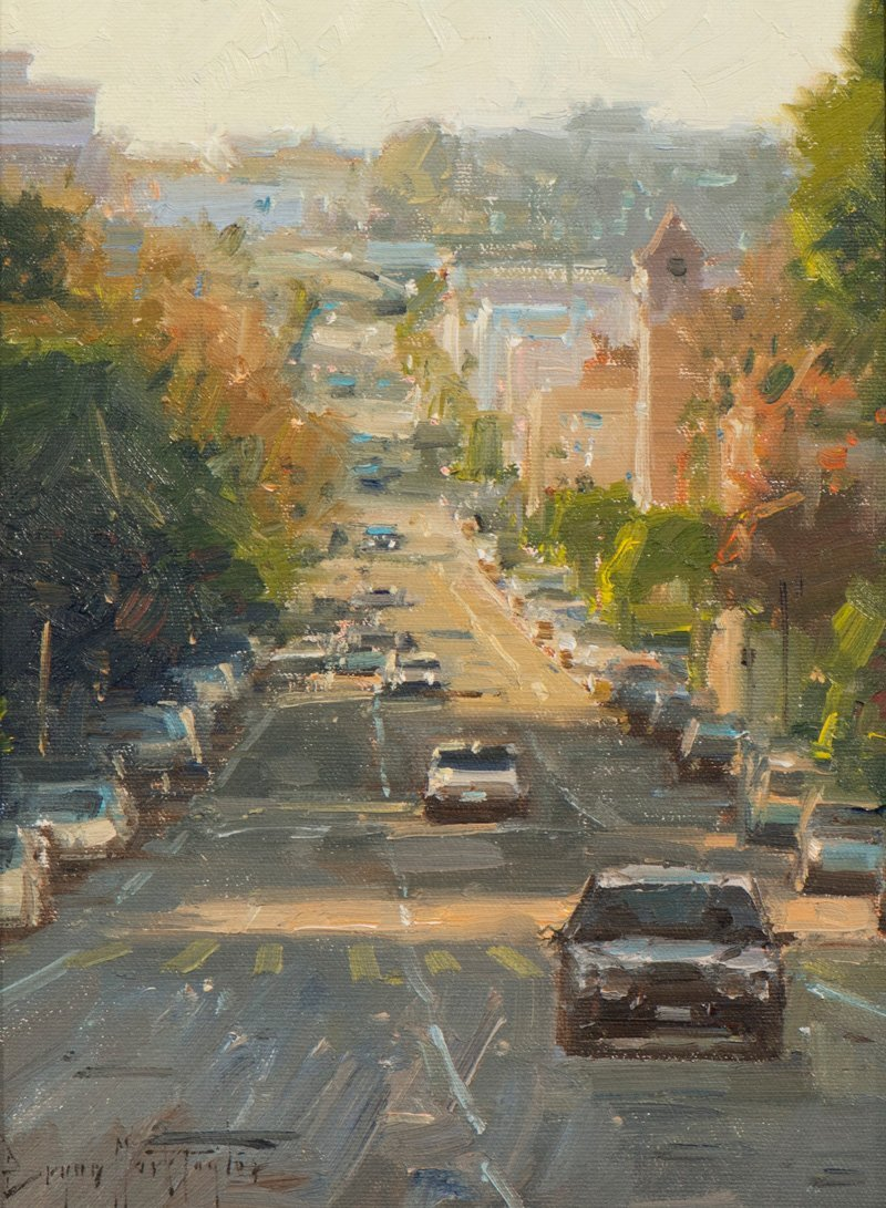Bryan Mark Taylor, City's Gleam, 2010