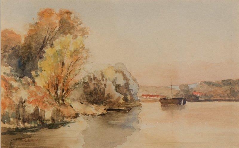 Galan Wolf, Sacramento River, 1999