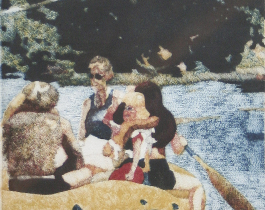 Unknown, American River Rafters: Image 4, 2/38, 1984