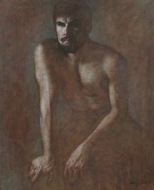 Wade Reynolds, Untitled Man 1965
