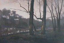 Robert Frank, Sunset On The Stream
