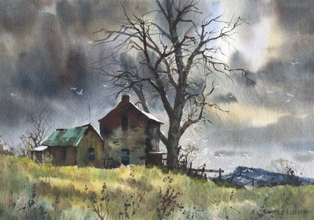 Ralph Ledesma, Winter Farm