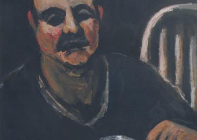 Alan Post, Untitled Figure